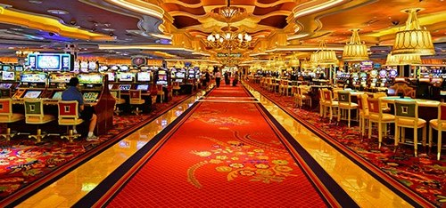 The Wynn Hotel and Casino در لاس وگاس