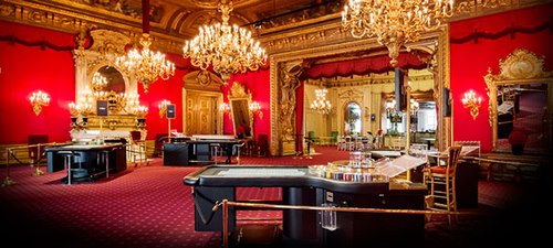 مجلل ترین کازینو دنیا : The Kurhaus of Baden-Baden Casino در آلمان