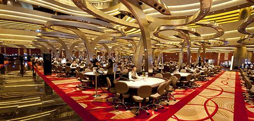 #9 Marina Bay Sands Casino در سنگاپور
