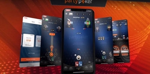 Download partypoker application